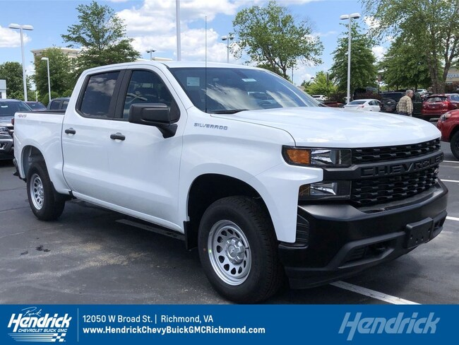 2019 Chevrolet Silverado 1500 Work Truck Pickup
