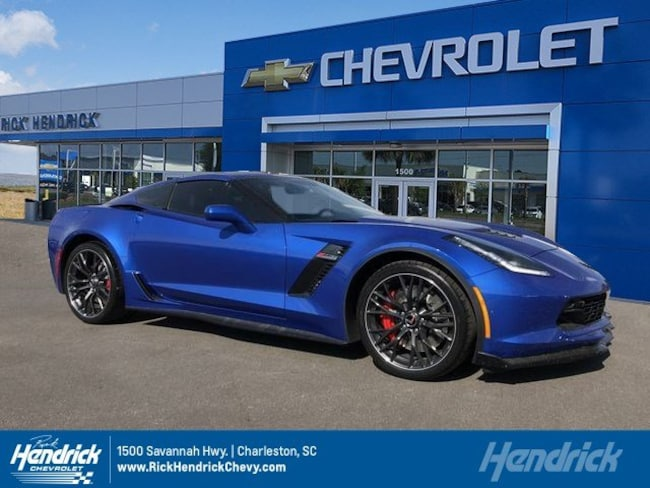 2019 Chevrolet Corvette Z06 2LZ Coupe