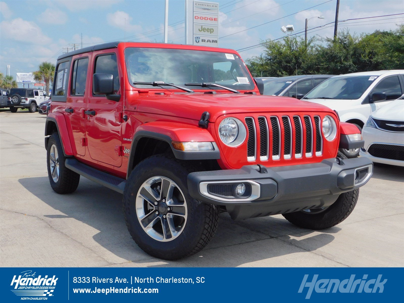 New 2018 Jeep Wrangler Unlimited Sahara 4x4 Sport Utility For Sale Combining A Wiring Harness North Charleston Sc 1c4hjxen3jw172843