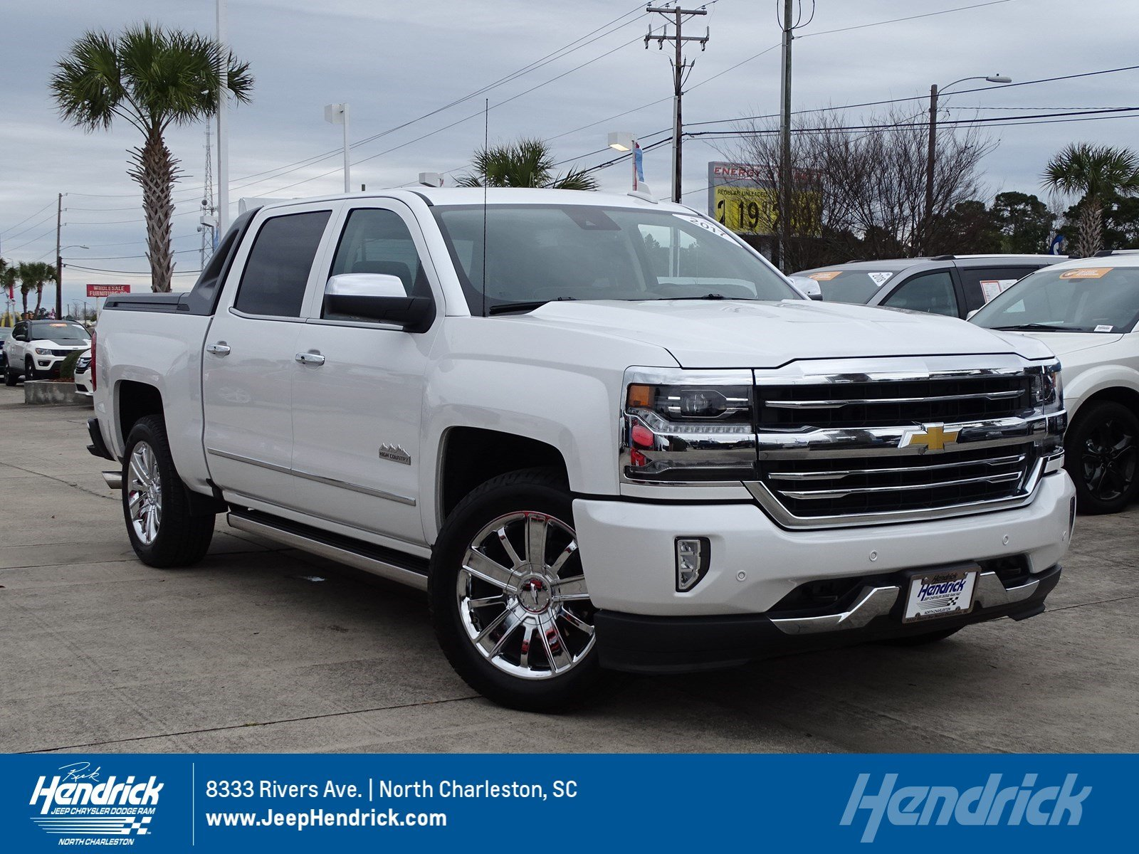 2017 Chevrolet Silverado 1500 High Country Pickup