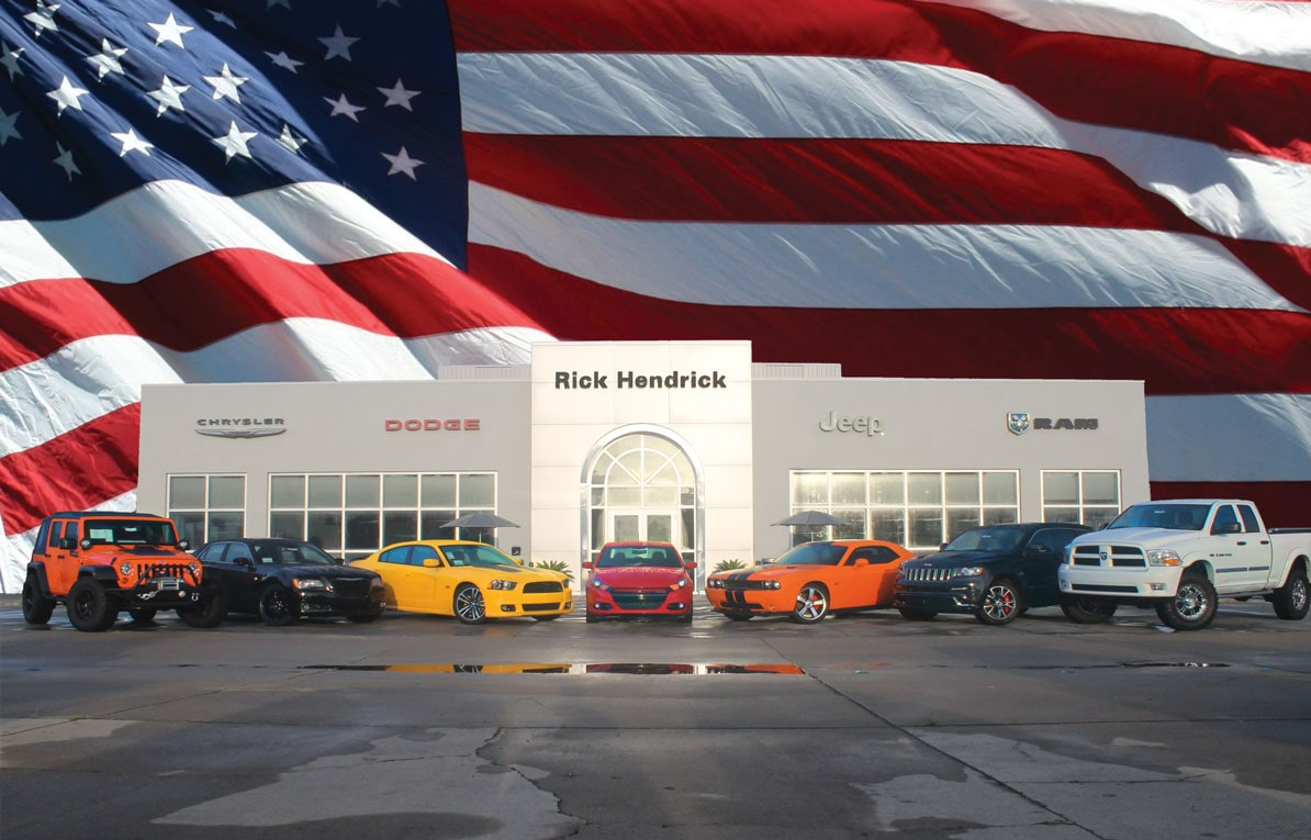 Car Dealerships In Charleston Sc >> Rick Hendrick Dodge | 2018 Dodge Reviews