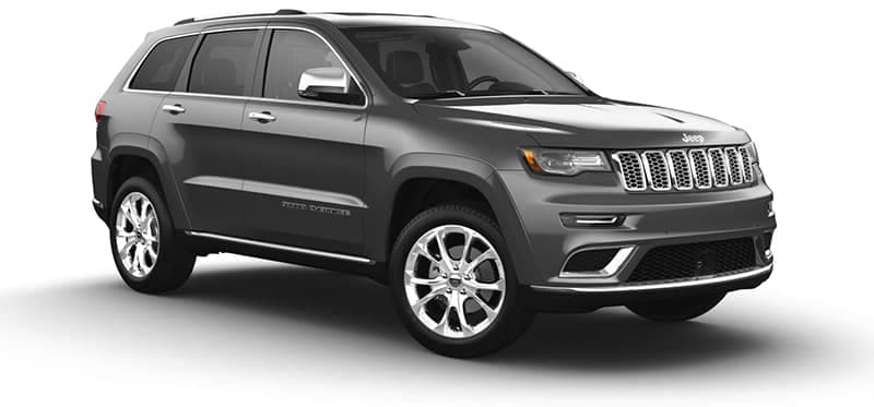 2021 Jeep Grand Cherokee Summit