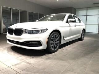 New 2018 BMW 5 Series Sedan 2507 Kingsport, TN