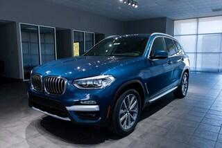 New 2019 BMW X3 Xdrive30i SUV 5UXTR9C53KLE12933 Kingsport, TN