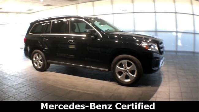 Certified Used 2018 Mercedes-Benz GLS 450 GLS 450 SUV in Kingsport, TN