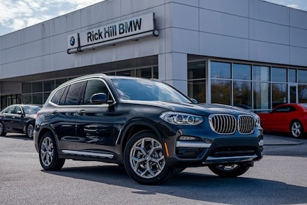 Featured New 2021 BMW X3 xDrive30i SUV for Sale in Kingsport, TN