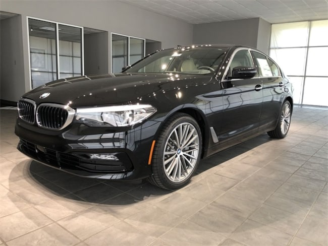 New 2018 BMW 5 Series 530i Sedan Kingsport, TN
