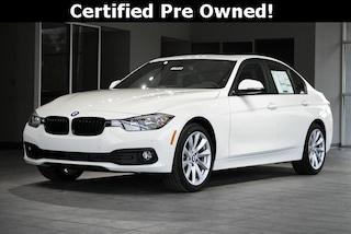 Pre-Owned 2017 BMW 320i Sedan 2273 WBA8A3C33HK692050 Kingsport, TN
