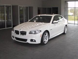 New 2016 BMW 5 Series Sedan Kingsport Tennessee