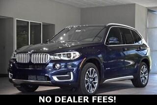 New 2017 BMW X5 SUV 2337 Kingsport, TN