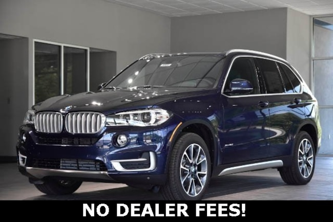 New 2017 BMW X5 Xdrive35i SUV Kingsport, TN