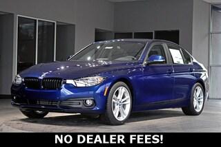 New 2017 BMW 3 Series 320i Sedan Kingsport, TN