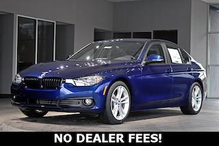 Pre-Owned 2017 BMW 320i Sedan 2282 WBA8A9C39HK620577 Kingsport, TN