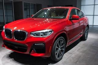 New 2019 BMW X4 Xdrive30i SUV 5UXUJ3C57KLG52270 Kingsport, TN