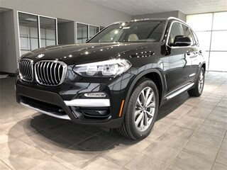 New 2018 BMW X3 Xdrive30i SUV 5UXTR9C5XJLD71540 Kingsport, TN