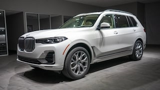 New 2019 BMW X7 xDrive40i SUV 5UXCW2C5XKL086710 for sale in Kingsport, TN
