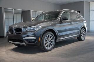 New 2019 BMW X3 xDrive30i SUV 5UXTR9C55KLP90281 for sale in Kingsport, TN