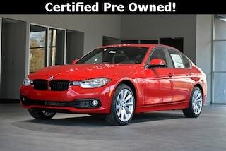 Pre-Owned 2017 BMW 320i Sedan 2272 WBA8A3C35HK692048 Kingsport, TN