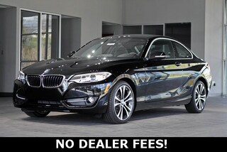 New 2017 BMW 2 Series 230i xDrive Coupe WBA2H9C30HV642483 Kingsport, TN