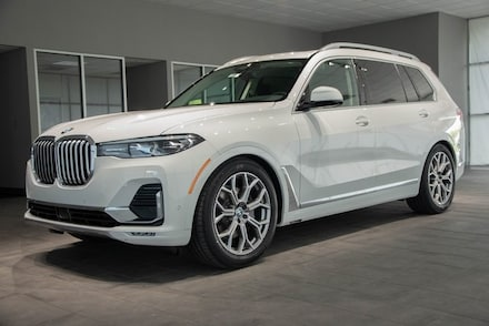 Featured New 2019 BMW X7 xDrive50i SUV for Sale in Kingsport, TN