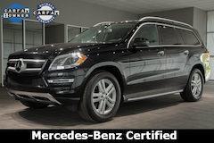 Certified Used 2016 Mercedes-Benz GL-Class Kingsport Tennessee