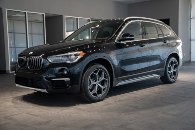New 2019 BMW X1 Sdrive28i SUV Kingsport, TN