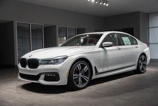 New 2019 BMW 7 Series 740i Sedan WBA7E2C59KB218137 Kingsport, TN