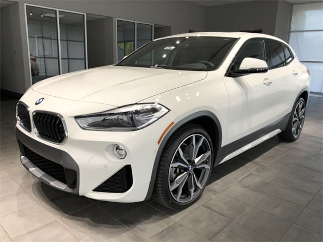 Certified Used 2018 BMW X2 xDrive28i Sports Activity Coupe in Kingsport, TN