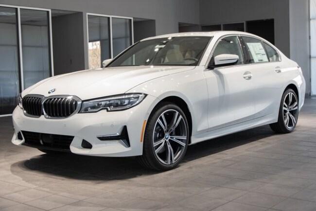 New 2019 BMW 3 Series 330i Xdrive Sedan Kingsport, TN
