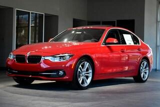 New 2017 BMW 3 Series 330i Sedan WBA8B9G50HNU49290 Kingsport, TN