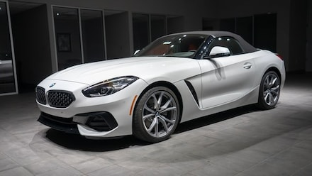 Featured New 2019 BMW Z4 Sdrive30i Convertible for Sale in Kingsport, TN
