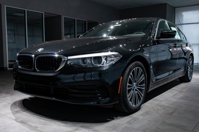 New 2019 BMW 5 Series 530e xDrive iPerformance Sedan Kingsport, TN