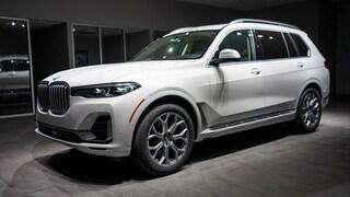 New 2019 BMW X7 xDrive40i SUV 5UXCW2C53KL083194 Kingsport, TN