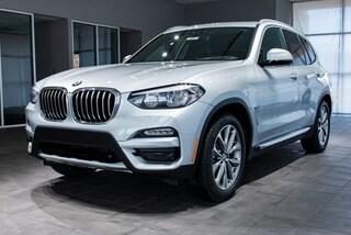New 2019 BMW X3 Xdrive30i SUV 5UXTR9C53KLE18036 Kingsport, TN