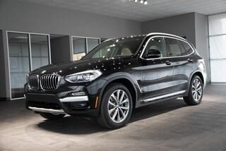 New 2019 BMW X3 Xdrive30i SUV 5UXTR9C5XKLP76702 Kingsport, TN