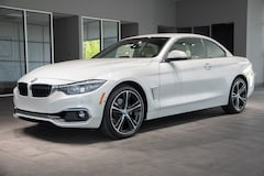 2020 BMW 4 Series 430i Xdrive Convertible