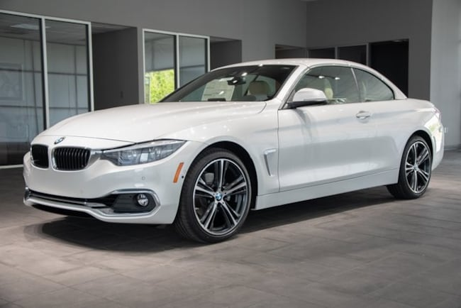 New 2020 Bmw 4 Series 430i Xdrive For Sale In Kingsport Tn Near