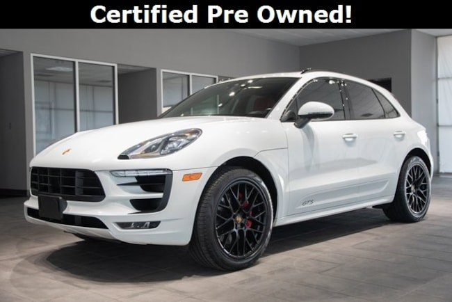 certified pre-owned 2017 porsche macan for sale in kingsport,tn