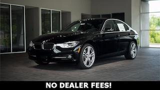 New 2017 BMW 3 Series 340i Sedan WBA8B3G37HNU36256 Kingsport, TN