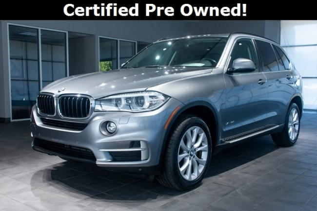 Certified Used 2016 BMW X5 Xdrive35i SAV in Kingsport, TN