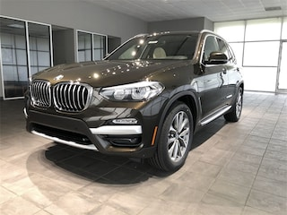 New 2018 BMW X3 xDrive30i SUV 5UXTR9C53JLD71539 for sale in Kingsport, TN
