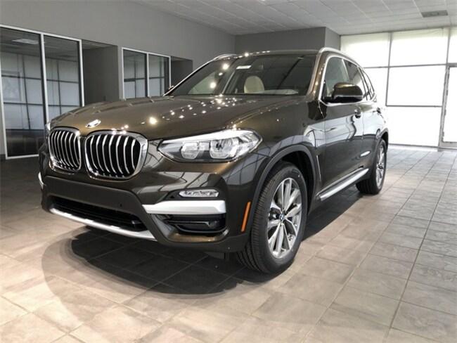New 2018 BMW X3 Xdrive30i SUV Kingsport, TN