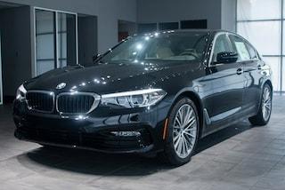 New 2018 BMW 5 Series 530i xDrive Sedan WBAJA7C5XJWC77352 Kingsport, TN