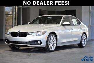 Pre-Owned 2017 BMW 320i Sedan 2306 WBA8A3C35HK692213 Kingsport, TN
