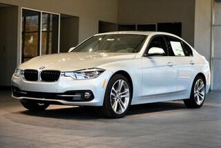 New 2017 BMW 3 Series 330i Sedan WBA8B9C57HK884587 Kingsport, TN