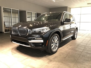 New 2018 BMW X3 Xdrive30i SUV 5UXTR9C58JLD68751 Kingsport, TN