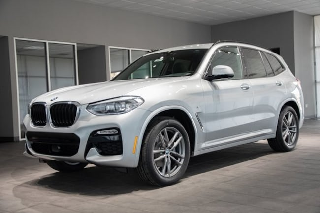 New 2019 BMW X3 Xdrive30i SUV Kingsport, TN