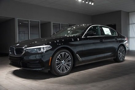 Featured New 2019 BMW 5 Series 530i Sedan for Sale in Kingsport, TN