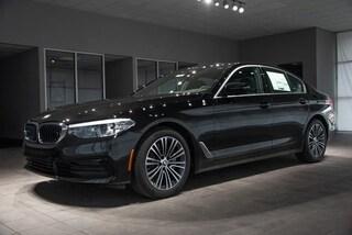 New 2019 BMW 5 Series 530i Sedan WBAJA5C54KWW12818 for sale in Kingsport, TN