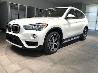 New 2018 BMW X1 Xdrive28i SUV WBXHT3C3XJ5L31001 Kingsport, TN